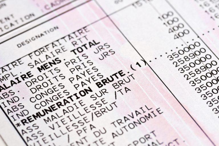 Comment établir un bulletin de paie ?